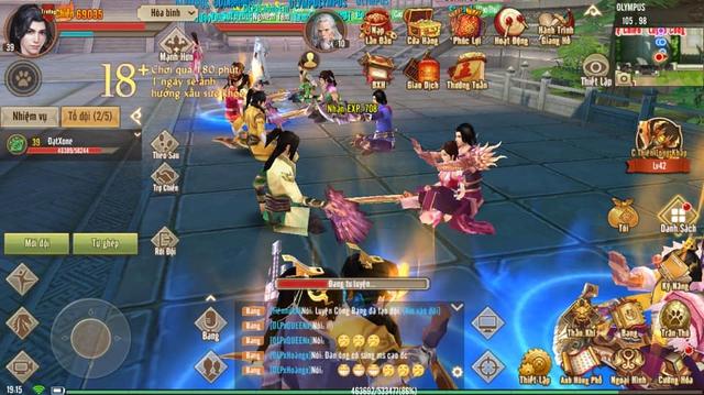 Cẩm nang trở thành cao thủ Tân Thiên Long Mobile dễ như trở bàn tay - Ảnh 1.