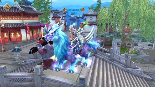 Cẩm nang trở thành cao thủ Tân Thiên Long Mobile dễ như trở bàn tay - Ảnh 3.