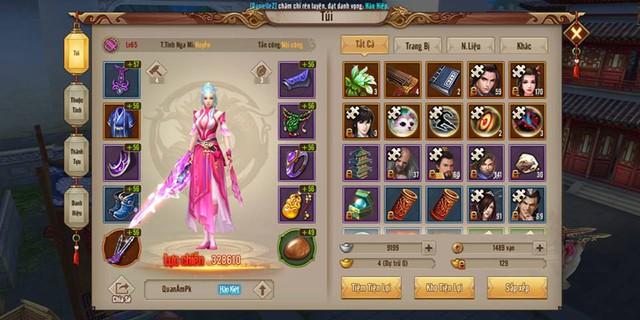 Cẩm nang trở thành cao thủ Tân Thiên Long Mobile dễ như trở bàn tay - Ảnh 4.