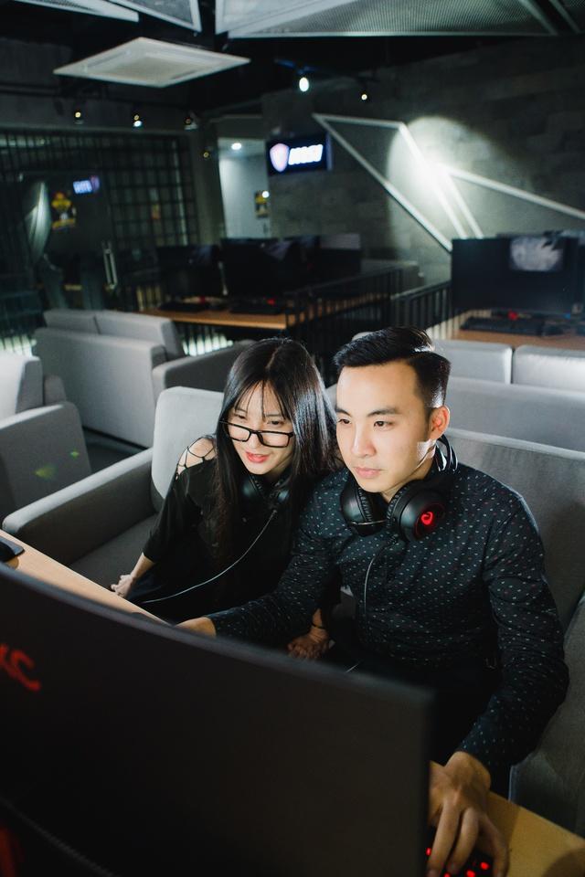 Phát sốt với điểm giải trí mới của giới trẻ Hà Nội - Hơn cả một địa điểm chơi game: Vòng tròn khép kín 4 dịch vụ chuẩn ngon - Ảnh 4.