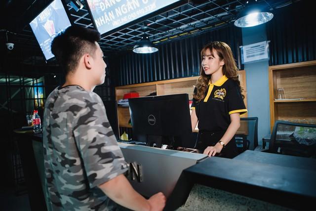 Phát sốt với điểm giải trí mới của giới trẻ Hà Nội - Hơn cả một địa điểm chơi game: Vòng tròn khép kín 4 dịch vụ chuẩn ngon - Ảnh 9.