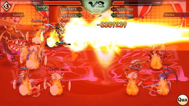 Điểm danh 4 tướng đỏ cực mạnh sắp xuất hiện ở Đại Chiến Samurai - Ảnh 5.