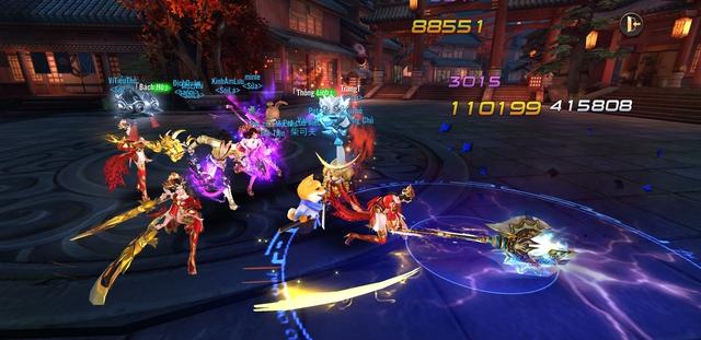 Chơi Đao Kiếm Vô Song, người chơi phải cân nhắc trong 20 lựa chọn bộ phái vũ khí - Ảnh 4.