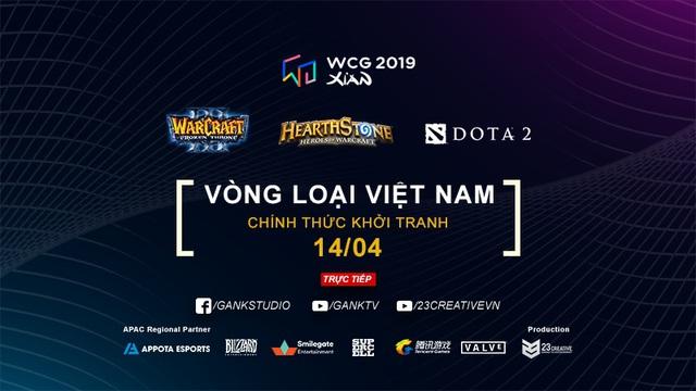 """Appota Esports """"hồi sinh"""" WCG 2019 tại Việt Nam - Ảnh 3."""