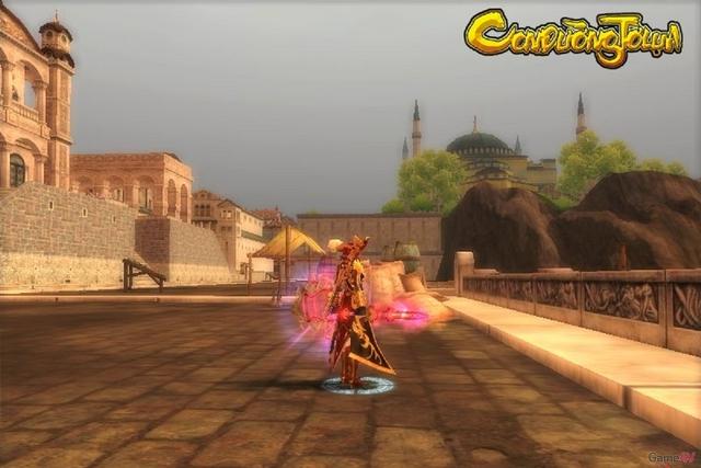 Đao Kiếm Vô Song chưa ra mắt đã được coi là 'bản sao' mobile nhất định phải thử của huyền thoại Silkroad - Ảnh 1.