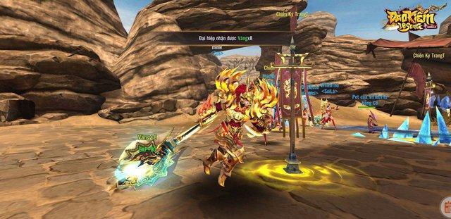 Đao Kiếm Vô Song chưa ra mắt đã được coi là 'bản sao' mobile nhất định phải thử của huyền thoại Silkroad - Ảnh 2.