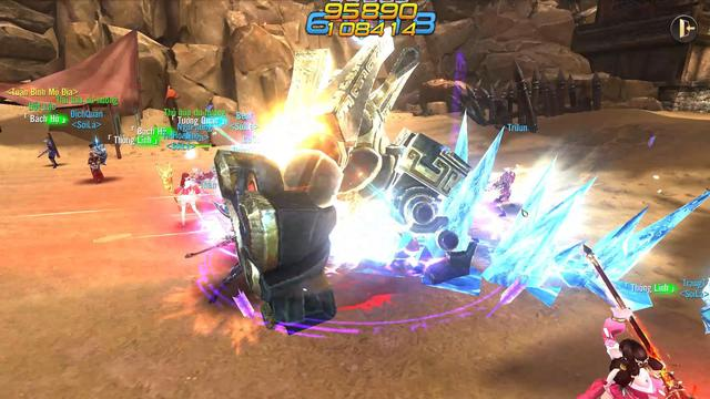 Đao Kiếm Vô Song chưa ra mắt đã được coi là 'bản sao' mobile nhất định phải thử của huyền thoại Silkroad - Ảnh 6.