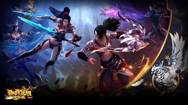 Đao Kiếm Vô Song chưa ra mắt đã được coi là 'bản sao' mobile nhất định phải thử của huyền thoại Silkroad - Ảnh 7.