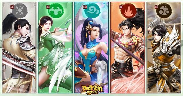 Tuyệt Phẩm Võ Hiệp - Đao Kiếm Vô Song Mobile chính thức ra mắt game thủ Việt hôm nay - Ảnh 2.