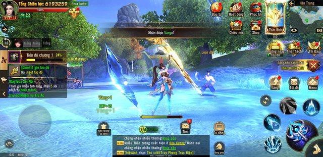 Tuyệt Phẩm Võ Hiệp - Đao Kiếm Vô Song Mobile chính thức ra mắt game thủ Việt hôm nay - Ảnh 3.