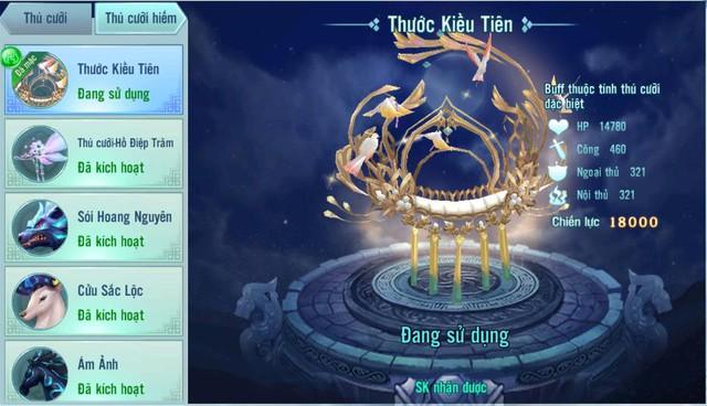 Càn Khôn Thú Trận - Uy Chấn Giang Hồ: Big Update 6.0 của Nhất Kiếm Giang Hồ chính thức ra mắt - Ảnh 3.