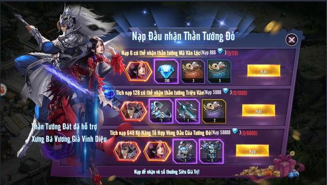 Tam Quốc Vương Giả xứng đáng với ngôi vị Cực phẩm chiến thuật Tam Quốc 10 năm có 1 trong làng game Việt. - Ảnh 7.