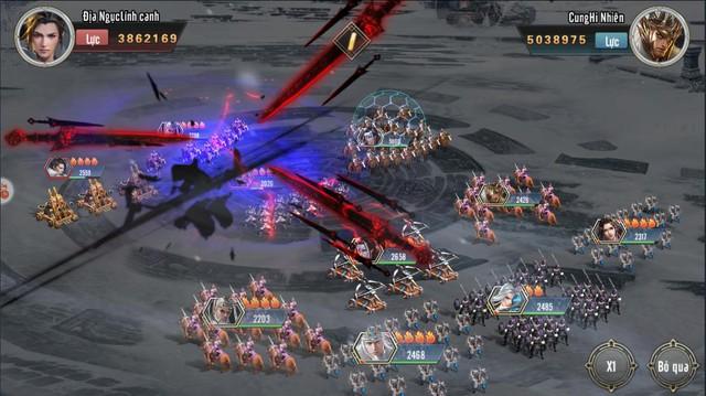 Tam Quốc Vương Giả xứng đáng với ngôi vị Cực phẩm chiến thuật Tam Quốc 10 năm có 1 trong làng game Việt. - Ảnh 10.