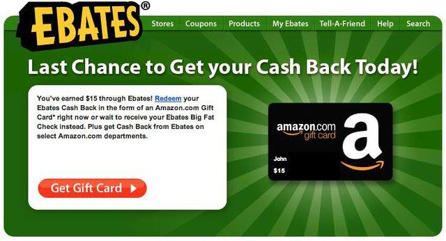 Ebates ra đời liên kết các trang mua sắm hàng đầu và trả cashback (hoàn tiền) cho khách hàng