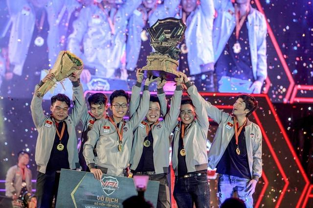 Những yếu tố giúp cho Team Việt Nam trở thành Tân vô địch VPL Tập Kích 2017