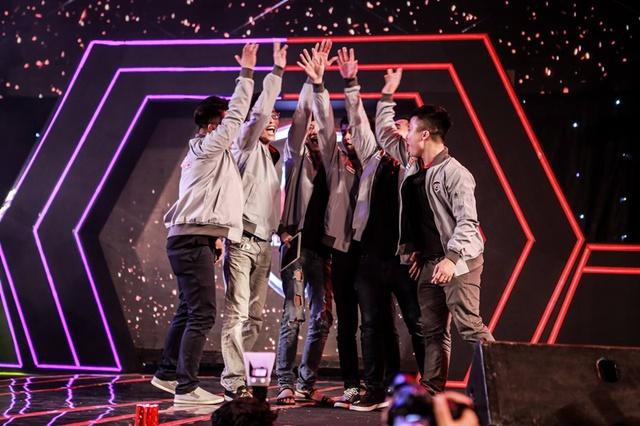Team Việt Nam bước vào giải đấu VPL Tập Kích 2017 với quyết tâm giành ngôi vô địch.