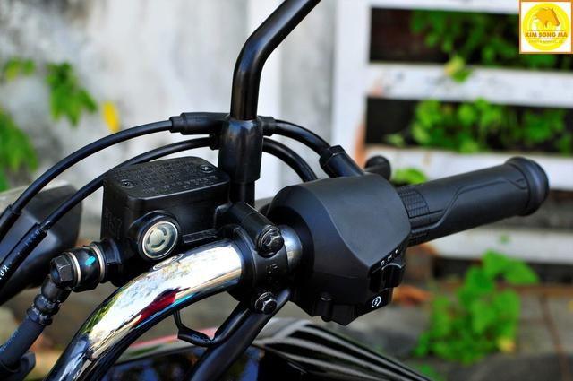 Cận cảnh Honda CBF125R nâng cấp giá chỉ từ 40 Triệu Đồng - Ảnh 7.