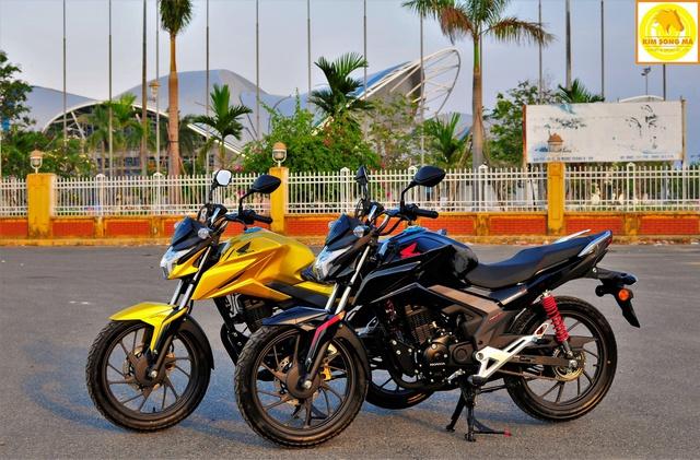 Cận cảnh Honda CBF125R nâng cấp giá chỉ từ 40 Triệu Đồng - Ảnh 11.