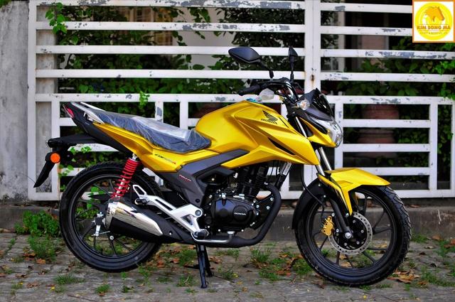 Cận cảnh Honda CBF125R nâng cấp giá chỉ từ 40 Triệu Đồng - Ảnh 12.