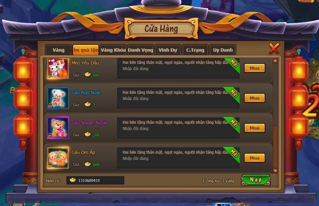 Game thủ webgame Đại Kiếm Vương được yêu thương nhất hệ mặt trời