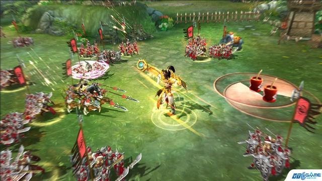 Quan Vân Trường mobile – giải đấu Thiên Vương đã chinh phục hàng loạt game thủ Hàn Quốc khó tính