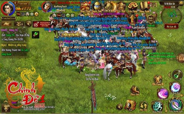 """Chinh Đồ 1 Mobile đáng được xem là """"đặc sản"""" của làng game Việt"""