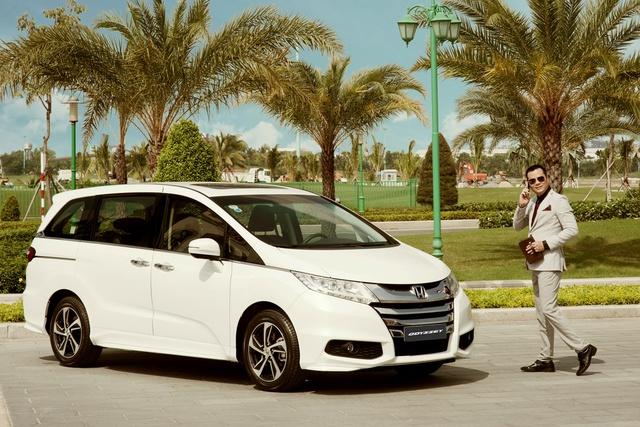Mua xe hơi Honda trong tháng 7, có cơ hội trúng xe Accord trị giá 1,39 tỷ đồng - Ảnh 2.