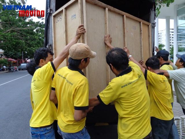 Vietnam Moving - Những gian nan khi cung cấp dịch vụ chuyển nhà, chuyển văn phòng - Ảnh 1.