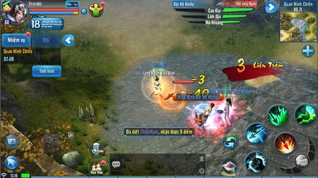 Chiến trường Quan Ninh
