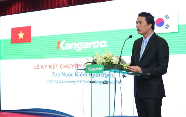 CEO Kangaroo Nguyễn Thành Phương: Muốn dẫn dắt thị trường phải đi tiên phong - Ảnh 1.