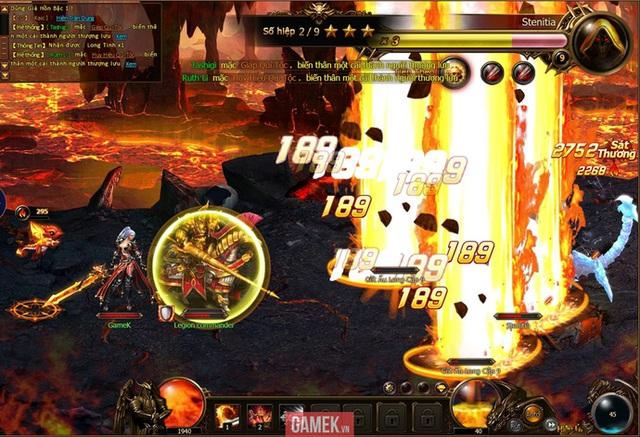 Game thủ Liên Minh Huyền Thoại bị thu hút bởi Thiên phú trong Game of Dragons