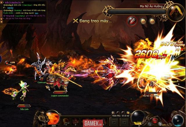 Game of Dragons là một trong những tựa game đáng chơi nhất tháng 7