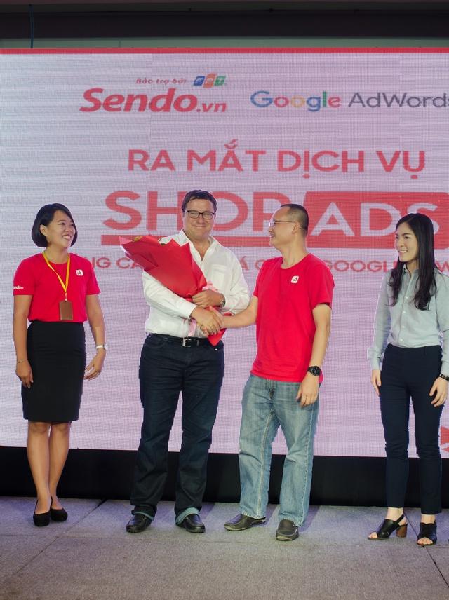 Sendo.vn hỗ trợ 120.000 chủ shop có thêm cơ hội quảng bá hàng hóa tại Google - Ảnh 1.