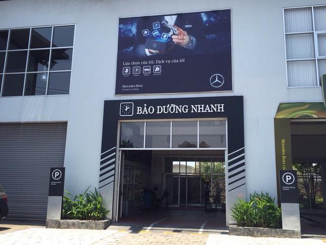 Vietnam Star sử dụng phụ tùng và dầu nhớt chính hãng của hãng xe hãng xe Mercedes có thời gian bảo dưỡng lên đến 2 năm