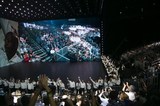 Người hâm mộ dòng điện thoại Galaxy Note đã được mời đến tham dự sự kiện Samsung Unpacked vừa qua.