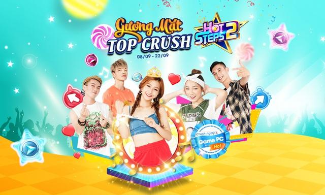 Gương mặt TOP CRUSH gây sock vì toàn Hotgirl - Hotboy tham dự