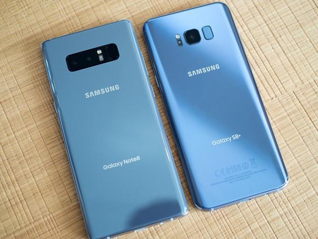 Samsung là kẻ đã thiết lập tiêu chuẩn 2:1 cho smartphone 2017