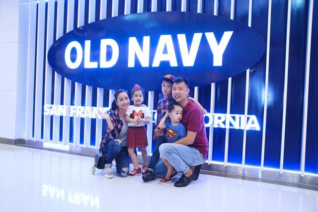 Địa điểm mới để sắm đồ Old Navy chính hãng - Ảnh 3.