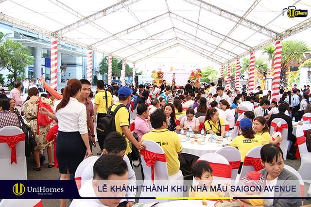 Tưng bừng lễ khánh thành khu nhà mẫu Saigon Avenue - Ảnh 2.