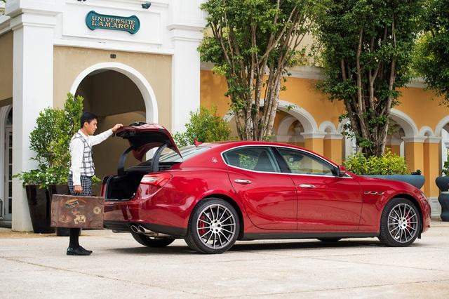 Sự giao thoa xứng tầm của Maserati và JW Marriott Phu Quoc Emerald Bay - Ảnh 2.
