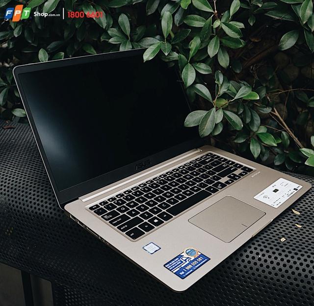 Asus Vivobook S15 S510UQ-BQ321T được trang bị cấu hình cực khủng