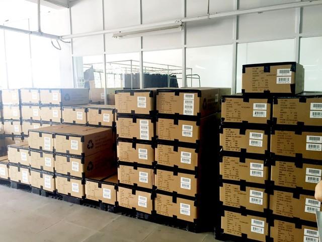 Sản phẩm của ANIMA được thực hiện chuyên nghiệp từ bước tiếp nhận đến khâu đóng hàng, giao hàng.
