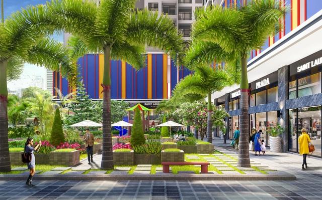 Khu trọng điểm thương mại Coop Mart của Saigon Avenue cung cấp tốt mọi nhu cầu của cùng đồng dân cư, Liên hệ điện thoại 0923 889 887 để biết thêm chi tiết