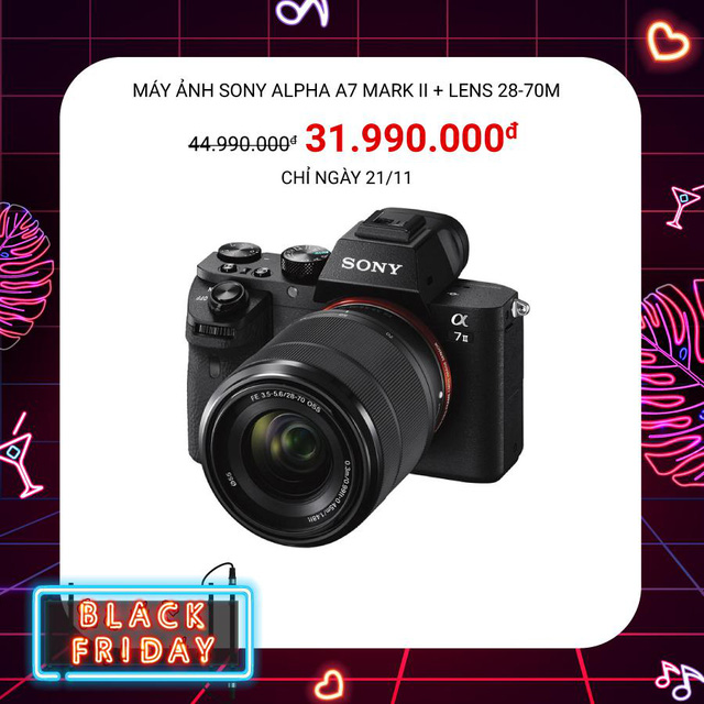 Săn deal Black Friday – Trúng ngay IphoneX - Ảnh 1.