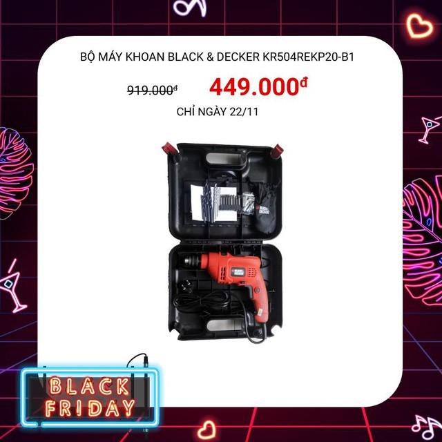 Săn deal Black Friday – Trúng ngay IphoneX - Ảnh 3.