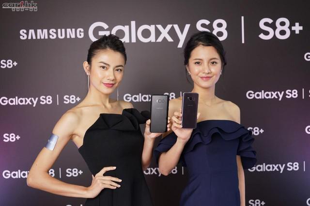 Chọn smartphone dáng đẹp nhất làm quà Giáng sinh, Galaxy S8 là lựa chọn tốt nhất - Ảnh 1.
