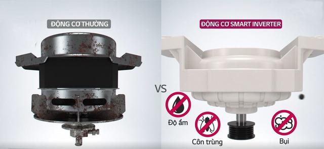 Bảo vệ trái tim máy giặt, LG đã gõ cửa trái tim khách hàng thế nào? - Ảnh 2.