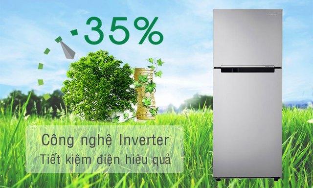 Công nghệ Digital inverter trên tủ lạnh Samsung có những ưu điểm gì? - Ảnh 1.