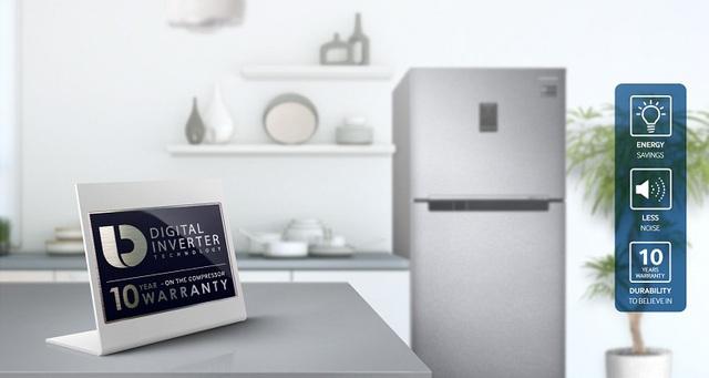 Công nghệ Digital inverter trên tủ lạnh Samsung có những ưu điểm gì? - Ảnh 3.