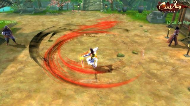 """Cửu âm VNG """"thết đãi"""" game thủ với phiên bản mới Quần Hùng Tranh Bá"""